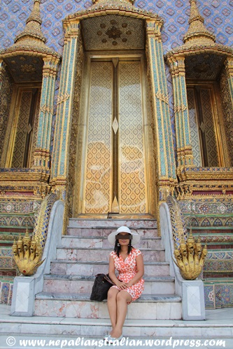 Grand Palace and Wat Phra Kaew  (11)