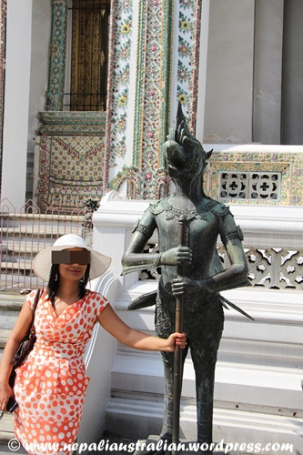Grand Palace and Wat Phra Kaew  (13)