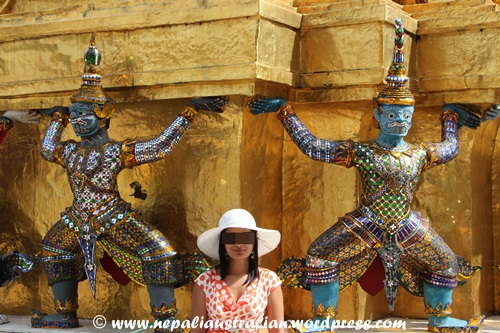 Grand Palace and Wat Phra Kaew  (16)