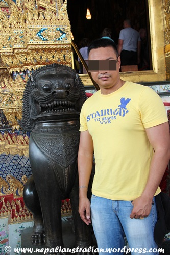Grand Palace and Wat Phra Kaew  (18)