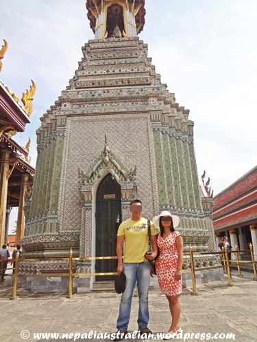 Grand Palace and Wat Phra Kaew  (19)