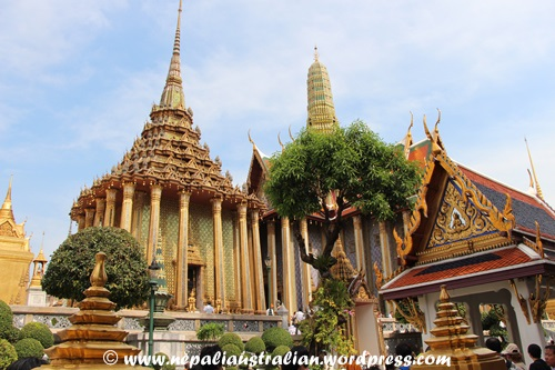 Grand Palace and Wat Phra Kaew  (21)