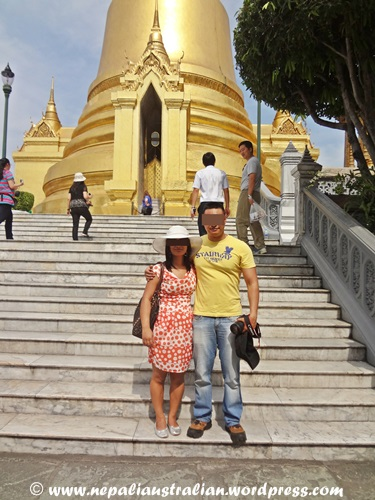 Grand Palace and Wat Phra Kaew  (22)