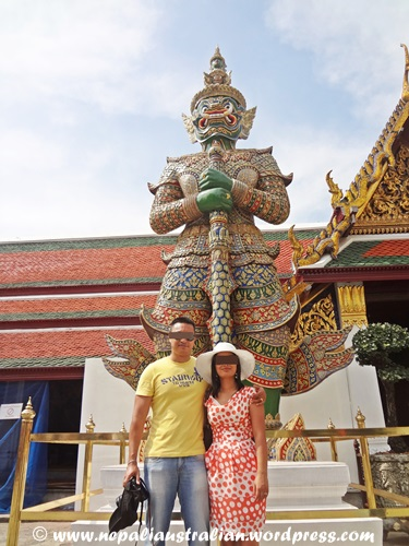 Grand Palace and Wat Phra Kaew  (23)