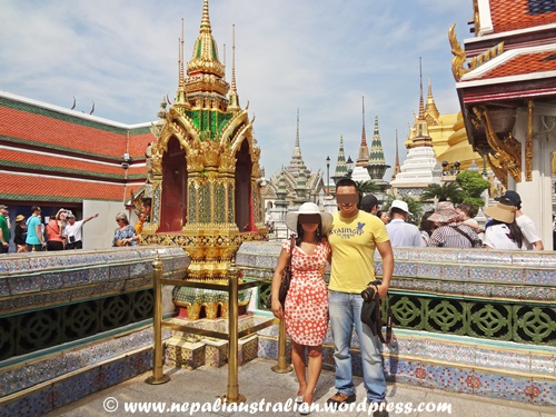 Grand Palace and Wat Phra Kaew  (26)