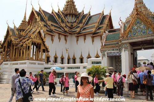 Grand Palace and Wat Phra Kaew  (29)