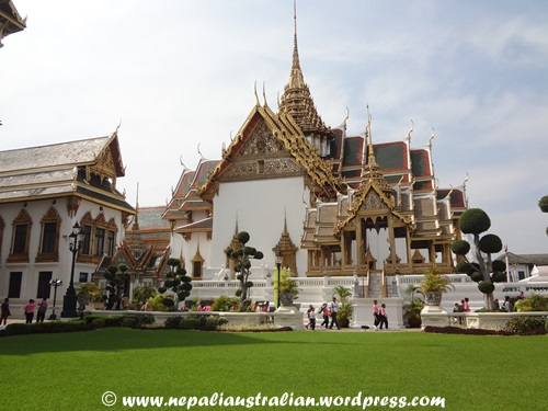 Grand Palace and Wat Phra Kaew  (30)
