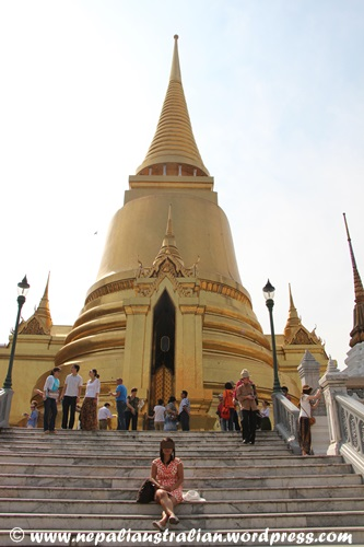 Grand Palace and Wat Phra Kaew  (7)