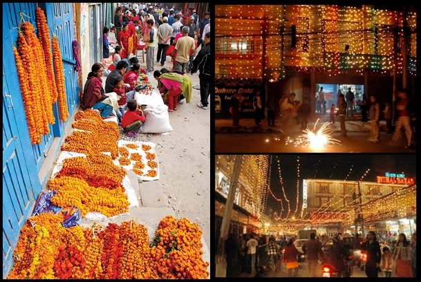 the nepali festival tihar essay The rich cultural heritage of nepal is best expressed in the many large and small  festivals that occur throughout the year though the nepalese have diverse.
