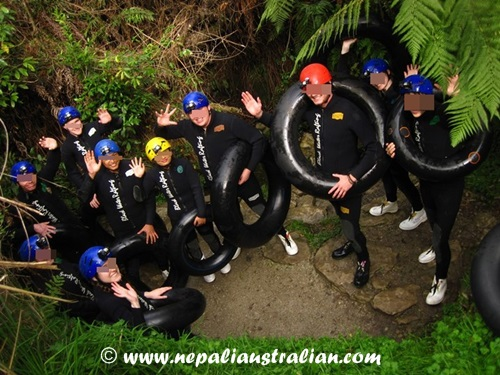 Black Water Rafting (5)