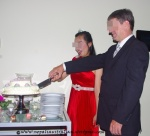 cake cutting ceremony