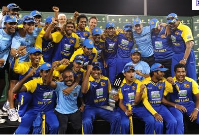 Sri Lanka Cricket Team...
