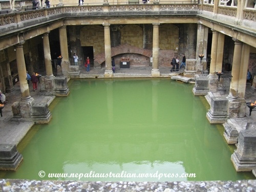 Bath somerset england nepaliaustralian for Ancient roman interior decoration