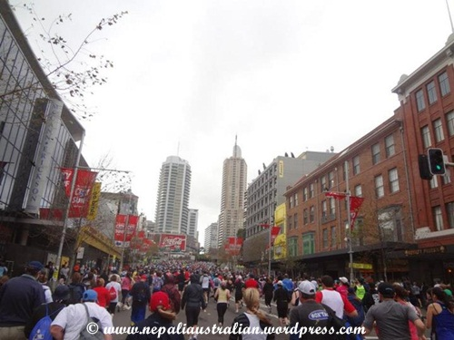 city2surf 2012