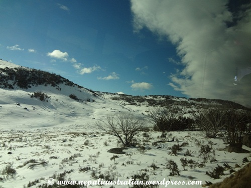 Perisher valley