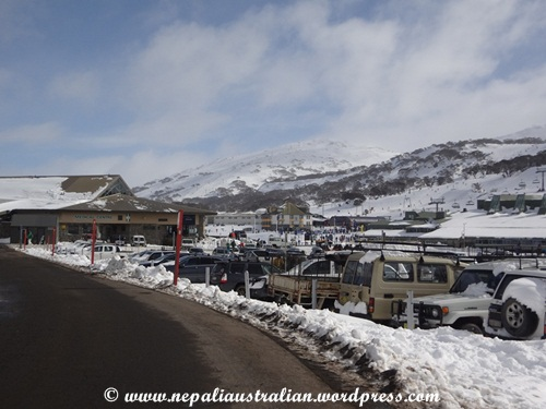 Perisher valley