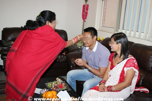 Dashain Tika (3)