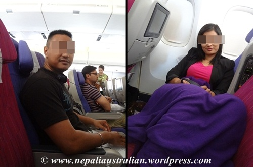 Sydney to Bangkok  (3)