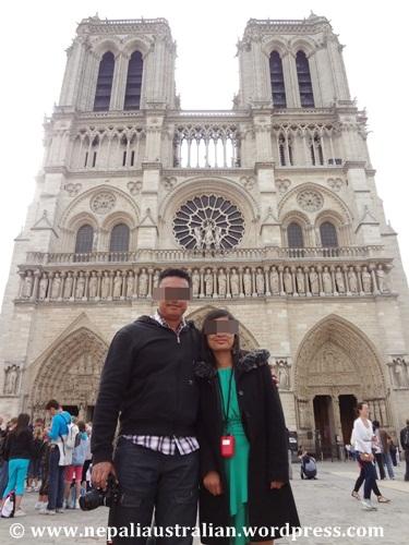 Notre Dame de Paris (1)