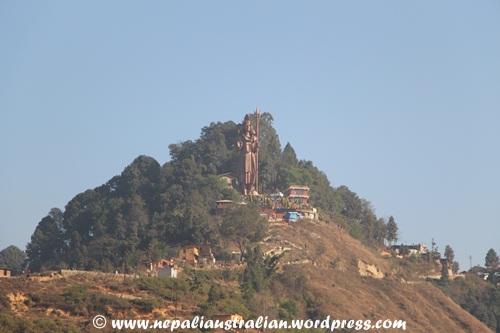 Kailashnath Mahadev Sanga Kathmandu Nepal