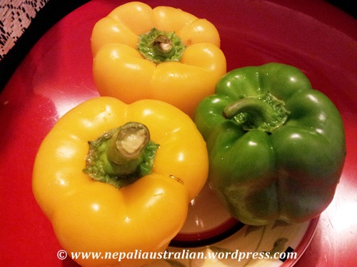 Stuffed capsicum (1)