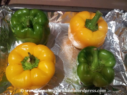 Stuffed capsicum (9)