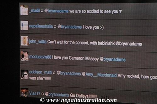 Bryan Adams Live in concert (5)