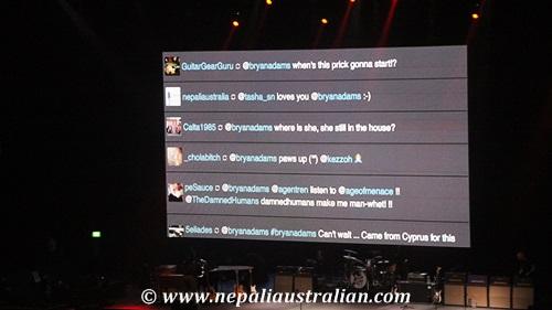 Bryan Adams Live in concert (6)