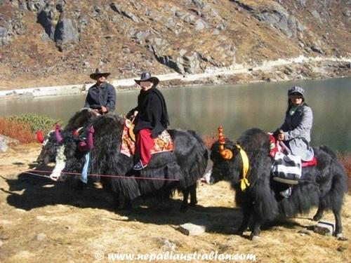 Changu Lake (2)