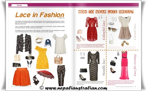 977 Lace in Fashion
