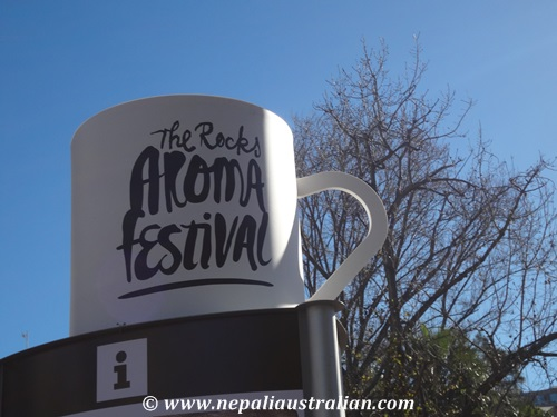 Aroma festival at The Rocks (5)