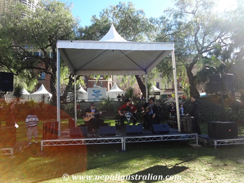 Aroma festival at The Rocks (7)