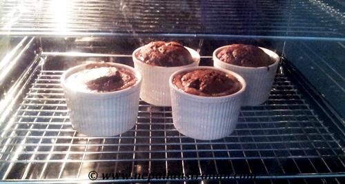 Chocolate self-saucing pudding (5)