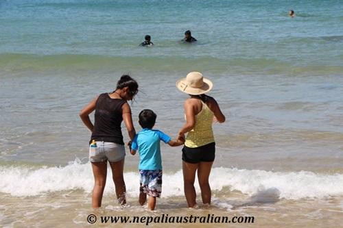 Wattamolla Beach  (3)