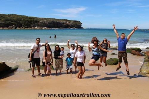 Wattamolla Beach  (4)