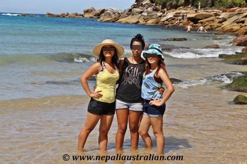 Wattamolla Beach  (5)