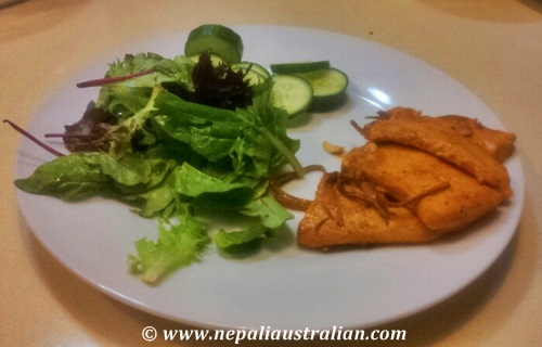 Basa Fillet Curry Nepaliaustralian