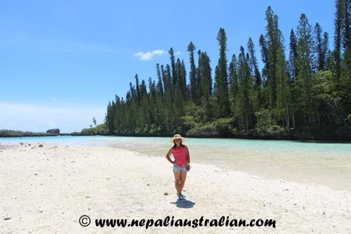 isle of pines and oro bay new caledonia nepaliaustralian