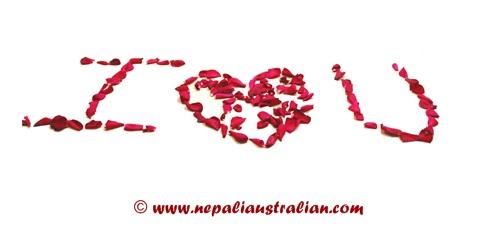 Happy Valentines Day My Dear Husband Nepaliaustralian