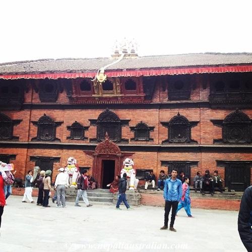 Kathmandu Kumari Ghar