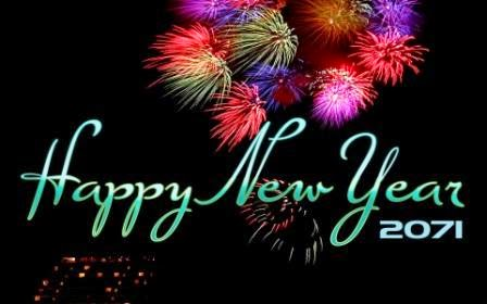 Nepali happy new year picture to coloring