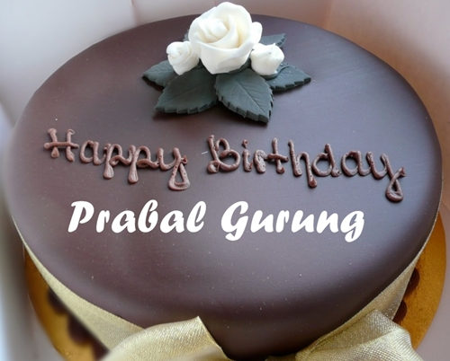 Happy Birthday Prabal Gurung