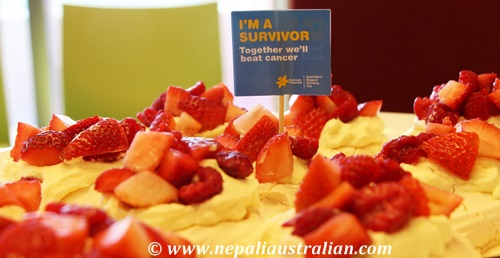 Australian Biggest morning tea (12)