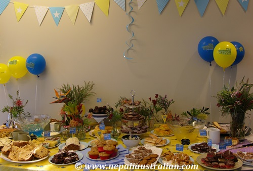 Australian Biggest morning tea (14)