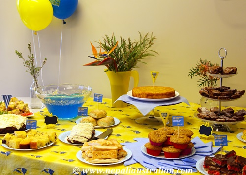 Australian Biggest morning tea (5)