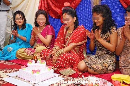 Supari wedding