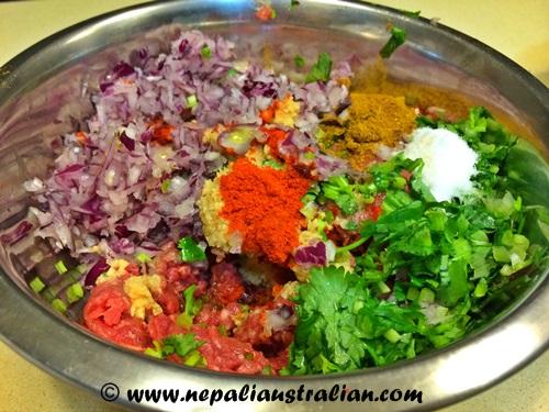 Lamb Seekh Kebab (4)
