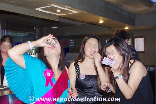 Hen's Party (10)