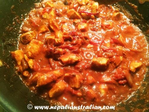 chicken saag (2)