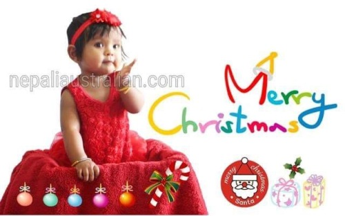 christmas chhori